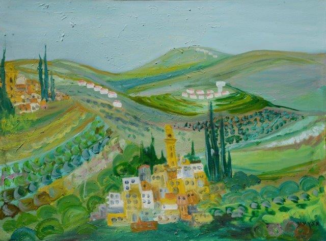 הכפר בית ע'ור תחתא
